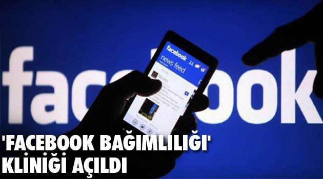 'Facebook bağımlılığı' kliniği açıldı