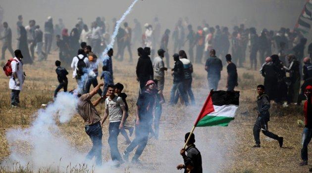 Filistin'de 71 yıldır bitmeyen siyonist zulüm: Büyük Felaket Nekbe