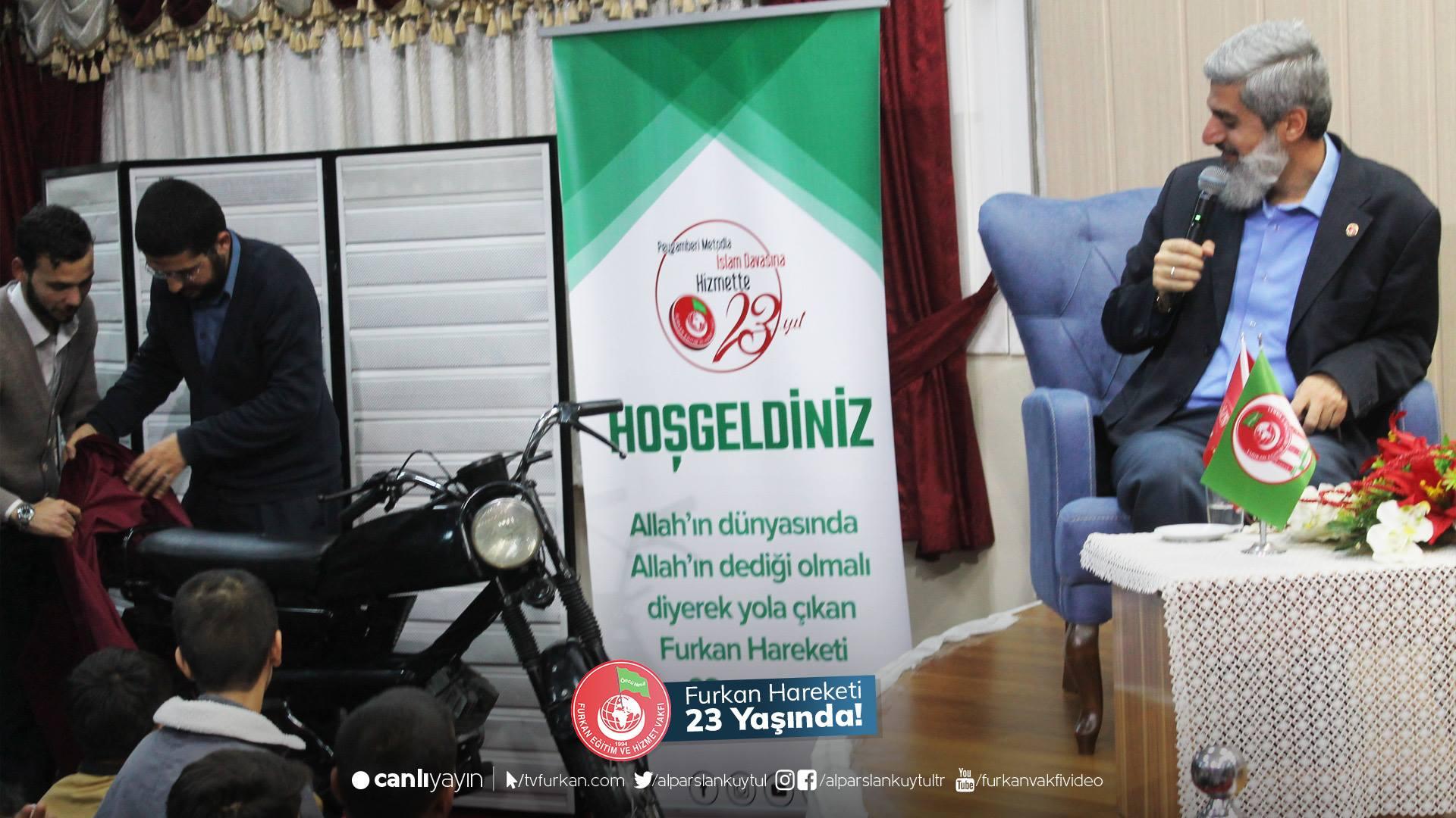 23. Yıla Özel Forum Programı