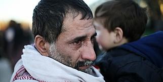 Fotoğraflarla Halep'in Tahliyesi