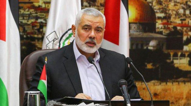 """Hamas lideri Heniyye'den """"Mescid-i Aksa'da toplanma"""" çağrısı"""