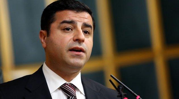 HDP'den, AKP ve CHP ile koalisyona yeşil ışık