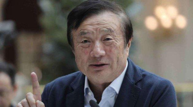 Huawei kurucusu: Erteleme kararını önemsemiyoruz