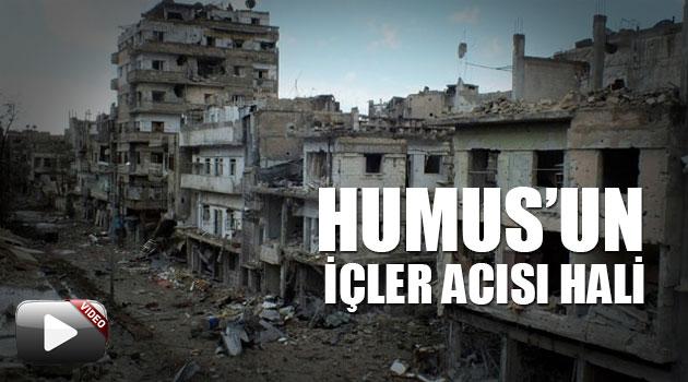 Humus'un içler acısı hali