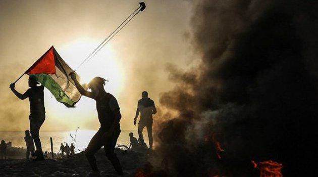 İngiltere Gazze'deki dönüş yürüyüşleri sürerken İsrail'e silah satmış