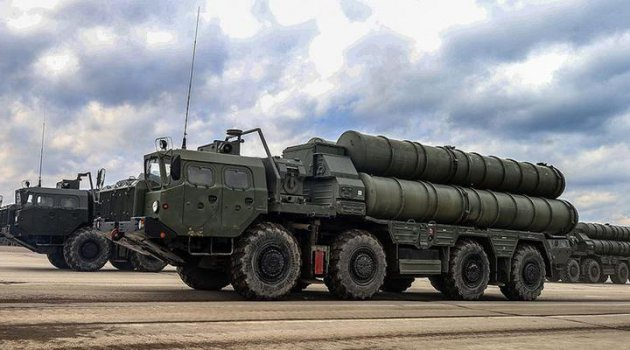 İran'dan S-400 açıklaması: Bizim savunmamız bize yeter