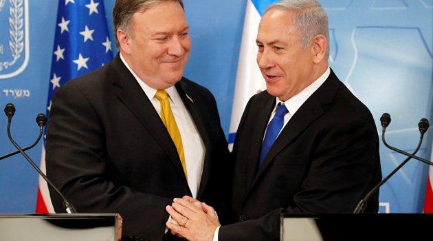 İran-İsrail geriliminde ABD'den İsrail'e tam destek