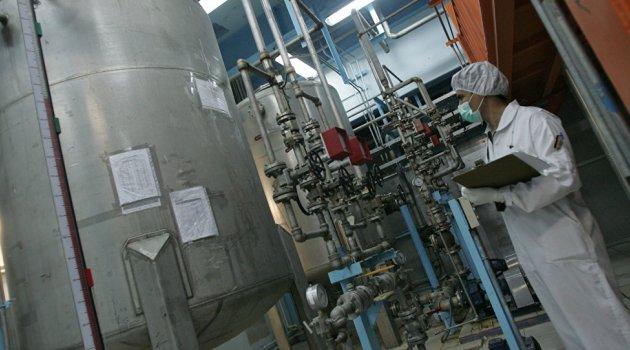 İran zenginleştirilmiş uranyum kapasitesini 4 kat artırma kararı aldı