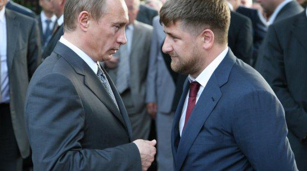 Kadirov: Dudayev'de Kimmiş?