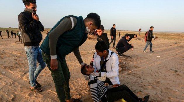 Katil İsrail 2 Çocuğu Şehid Etti