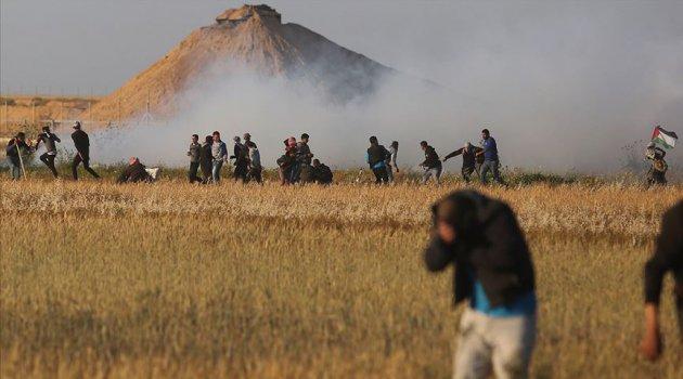 Katil İsrail 'delil yok' diyerek Filistinli engellinin şehit edilmesi soruşturmasını kapattı