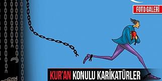Kur'an Konulu Karikatürler