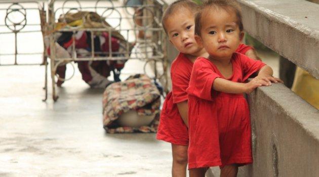 Kuzey Kore'de Açlık Tehlikesi!