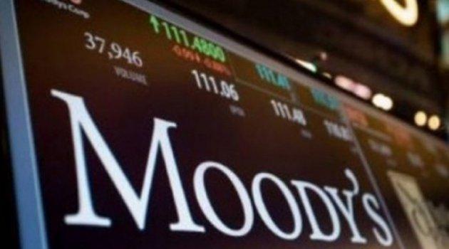 Moody's: Türkiye ekonomisi resesyona girdi