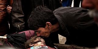 Musul'dan Yürek Sızlatan Kareler