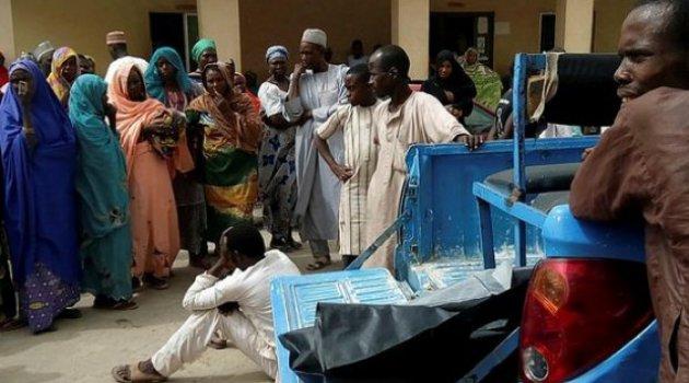 Nijerya'da silahlı saldırılar nedeniyle 16 bin kişi yerinden oldu