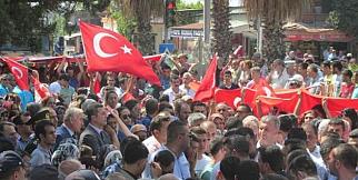 O Şehit, Adana'da Toprağa Verildi