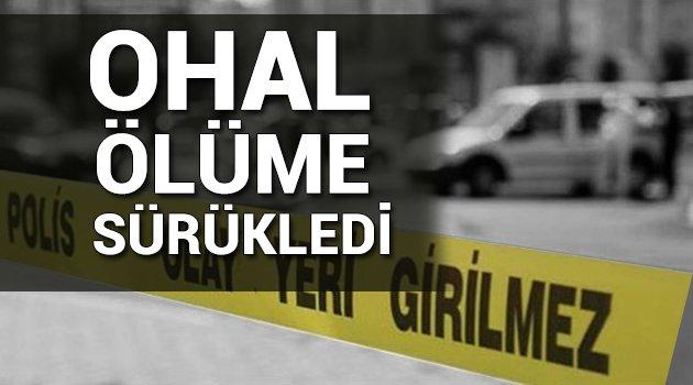 OHAL Ölüme Sürükledi: 35 Kişi İntihar Etti