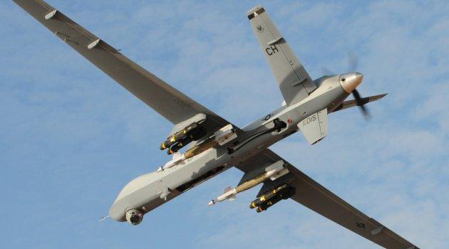 Pakistan'da Yeni Drone Saldırısı