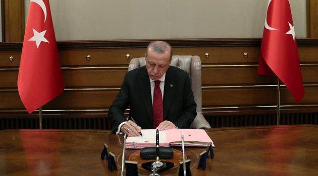 Resmi Gazete'de yayımlandı! Erdoğan'dan BDDK ve TMO'ya atama