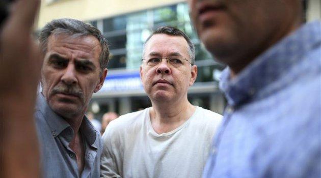 Reuters: Brunson ABD'ye gitmek için uçakta!