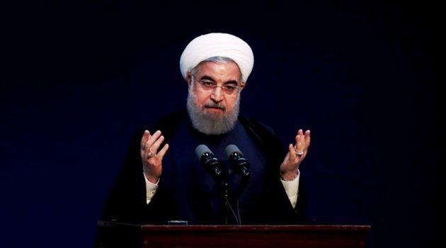 Ruhani: Türkiye, İran ve Pakistan arasındaki ilişkilerin gelişmesini istiyoruz