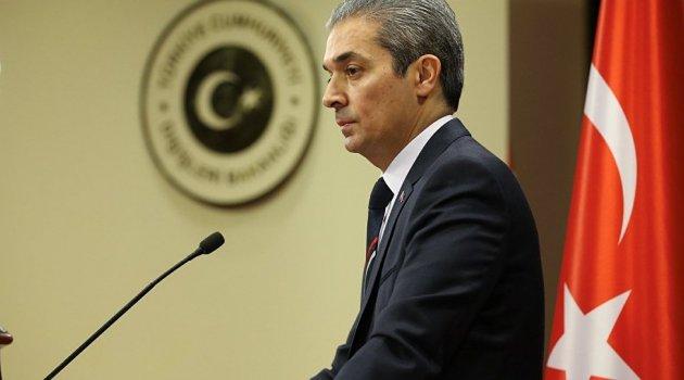 Rusya'nın vize kararı ile ilgili Türk Dışişleri'nden açıklama