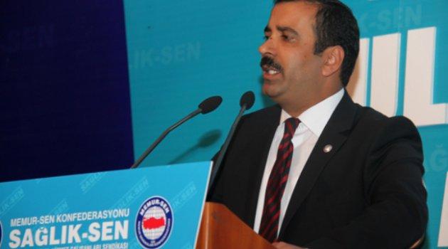 Sağlık-Sen Genel Başkanı: Sağlıkta şiddete tutuklama geliyor