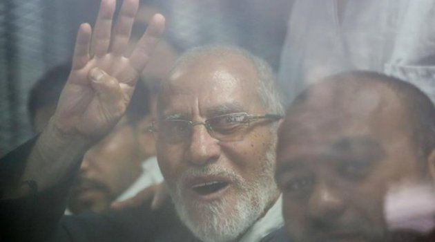 Sisi Yargısı, İhvan Lideri Bedii Hakkındaki Bir Hapis Cezasını Daha Onadı