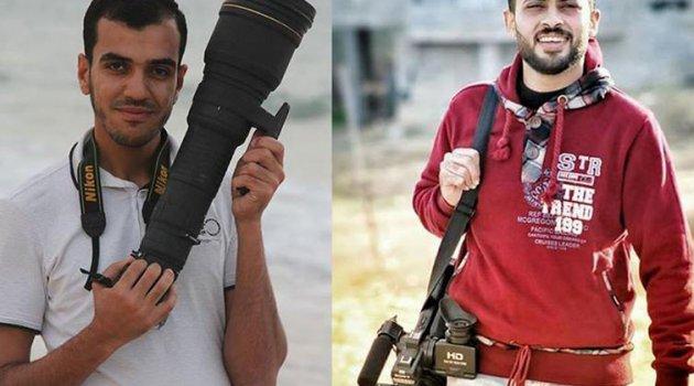 Siyonist İsrail 100'den fazla gazeteciyi şehid etti