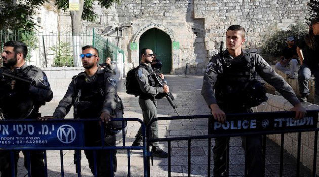Siyonist İsrail'den Rahmet Kapısı'ndaki mescidi kapatma sinyali