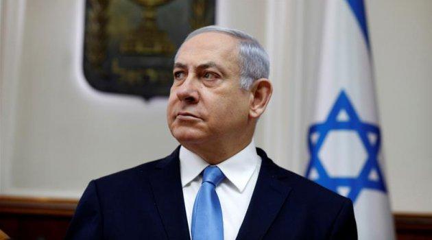 Siyonist Netanyahu: Arap ülkeleri İran'a karşı bizim yanımızda