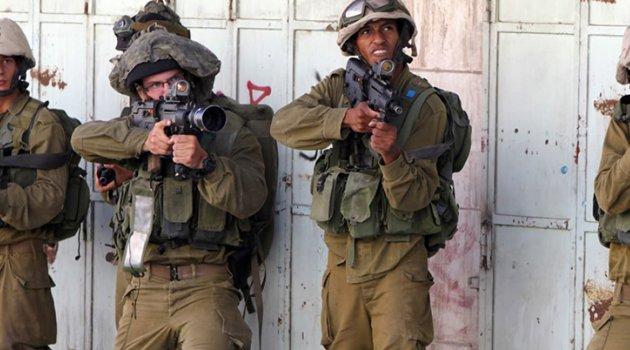 Siyonistler Batı Şeria'da 4 Filistinliyi Yaraladı