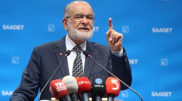 SP Lideri Karamollaoğlu'nun pasaportu iptal edildi: İsmimin başına 'terör' ifadesi eklenmiş