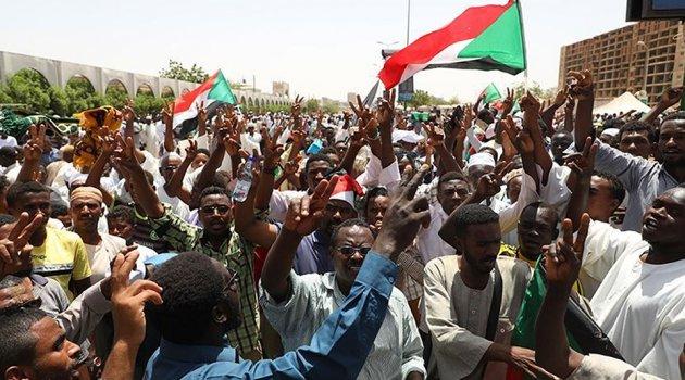 Sudan'daki Olaylarda Ölü Sayısı 60'a Yükseldi