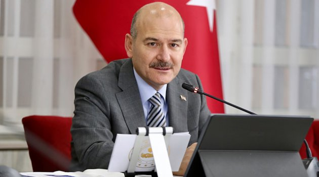Süleyman Soylu: LGBT'yi Türkiye için bir tehdit olarak görüyorum