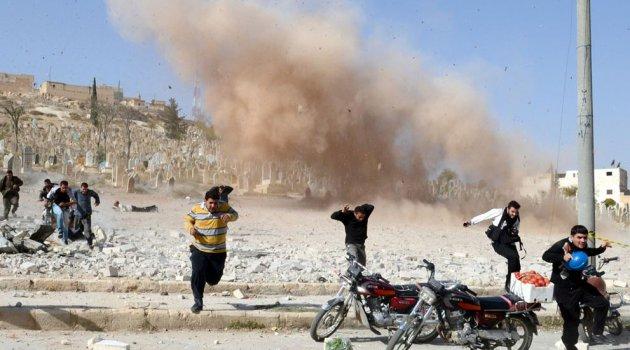 Suriye'de Yaşam Süresi Kısaldı