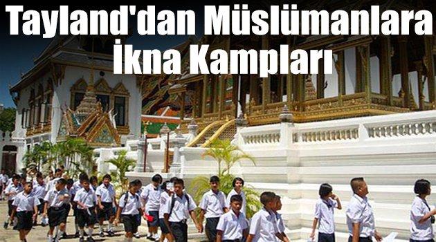 Tayland'dan Müslümanlara ikna kampları