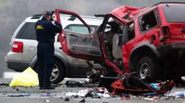 Trafik kazalarında her yıl 1 milyon 350 bin kişi hayatını kaybediyor
