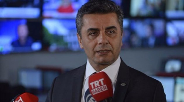 'TRT Genel Müdürü istifa etti'
