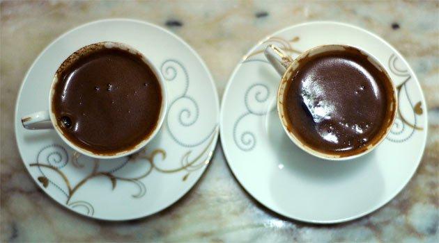 Türk Kahvesi ve Tarihi