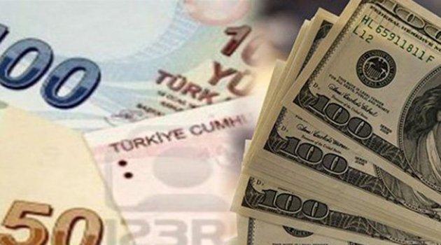 Türk Lirası Eriyor Dolar 3 89 U De