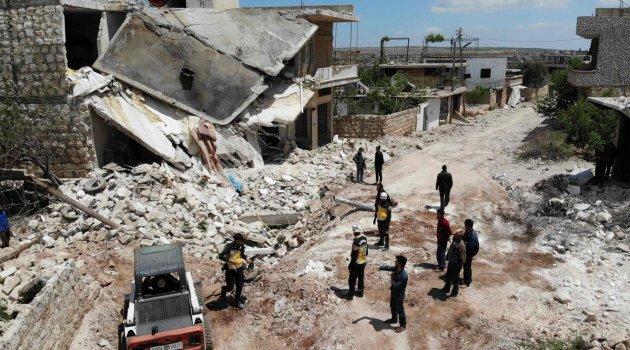 Uluslararası Af Örgütü: İdlib ve Hama'da insanlığa karşı suç işleniyor