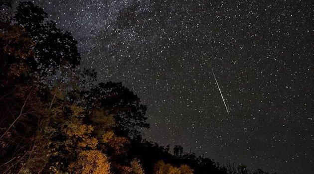 Yılın En Etkileyici Meteor Yağmuru Yolda