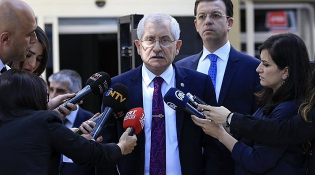 YSK Başkanı Güven: İstanbul'da İmamoğlu önde, AA benim müşterim değil