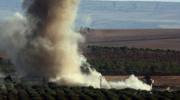 Zalim Esed rejimi halkın gıda kaynaklarını bombaladı