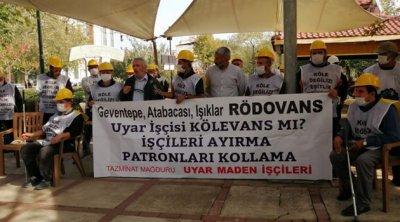Somalı madenciler yeniden Ankara'ya yürüyor: İşçilerin tazminatları neden ödenmedi?