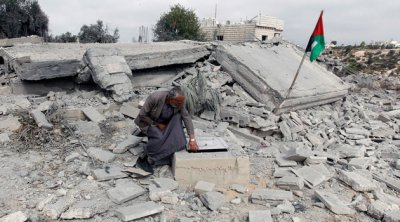 BM: İsrail 2020'de Filistinlilere ait 500'den fazla yapıyı yıktı