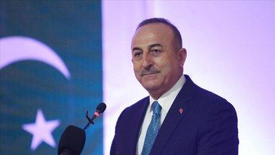 Dışişleri Bakanı Çavuşoğlu: Mısır ile deniz yetki alanları konusunda anlaşma imzalayabiliriz