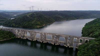 Kar yağışı etkisini gösterdi: İstanbul'da barajların doluluk oranı arttı